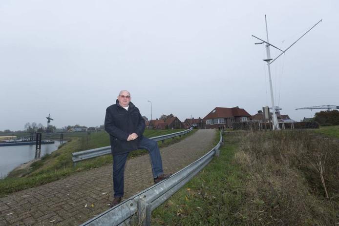 """Inwoner Jan van de Zand van Tuindorp: """"Een dorp of buurtschap is leefbaar als er gezellige mensen wonen."""""""