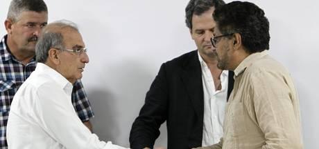 Colombia en FARC terug aan de onderhandelingstafel