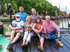 Spektakel op het water in Vreeswijk