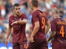 Duels in Serie A starten met minuut stilte na aardbeving