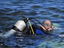 Nederlandse duiker vermist op Noordzee