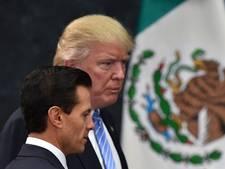 Mexico hekelt 'slappe' opstelling president in gesprek met Trump