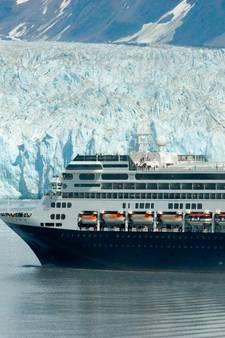 Amerikaanse cruise profiteert van smeltende poolkappen