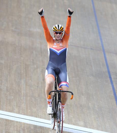 Wild pakt tweede medaille op EK baanwielrennen