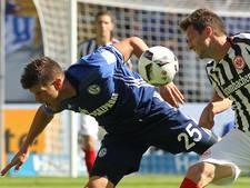 Huntelaar met Schalke onderuit bij Eintracht