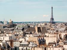 Toeristen mijden Parijs na aanslagen