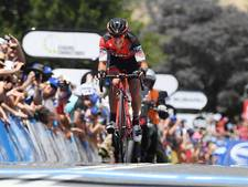Porte grijpt de macht in de Tour Down Under