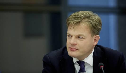 CDA-Kamerlid Pieter Omtzigt komt op nummer 4 op de kandidatenlijst.