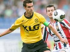 Willem II laat winst liggen in Tilburg