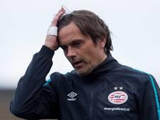 Cocu: PSV is klaar voor inhaalrace