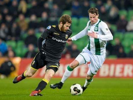 LIVE: Foor scoort en ziet rood bij gelijkspel Vitesse in Groningen