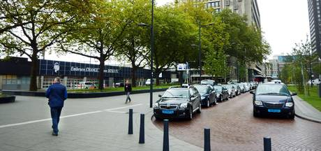 Snel nieuwe megatoren naast station Rotterdam Centraal