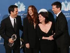 Cast Will & Grace geeft geheimzinnige hints over reünie