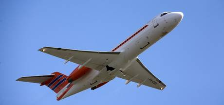 Regeringsvliegtuig Oranjes vliegt leeg naar Australië