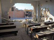 VN-chef wil onderzoek aanval school Syrië