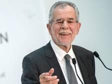 'Linkse Van der Bellen wint presidentsverkiezingen Oostenrijk'