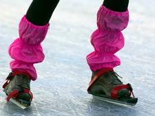 Felle en warme zon nekt ijspret op Veenendaalse schaatsbaan