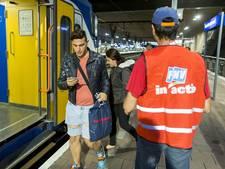 Massaal zwartrijden tijdens staking NS-conducteurs blijft uit