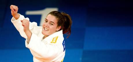 Judoka Steenhuis grijpt naast goud in Zagreb