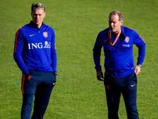 Gullit: Ook Van Basten vertrekt bij Oranje