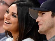 Mila Kunis en Ashton Kutcher verwelkomen tweede kindje