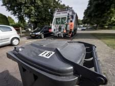 Afval overleden man uit Hengelo wordt niet opgehaald