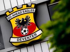 Go Ahead Eagles is deel eigen fans helemaal zat