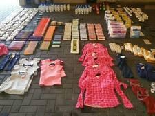 Door Roemenen gestolen goederen naar Voedselbank