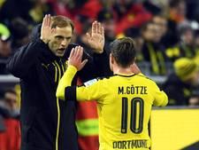 Dortmund mist geblesseerde Götze tegen Real Madrid