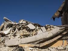 Nieuwe aardbevingen in Amatrice