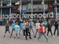 Scholieren gaan lós op ontwerp voor nieuw Feyenoord-stadion