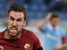 Strootman leidt Roma naar zege in Romeinse derby