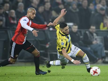 Feyenoord eerste zware klus voor Vitesse richting bekerwinst