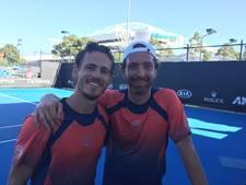 Koolhof na winst in eerste ronde Australian Open: Prima pot