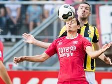 LIVE: Doelman Room voorkomt grotere achterstand Vitesse