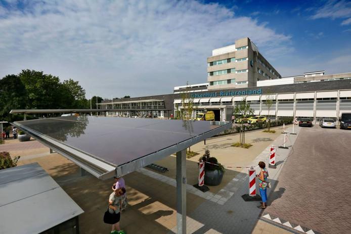 Ziekenhuis Rivierenland.