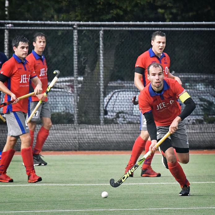 Archieffoto van de hockeyers van Beuningen