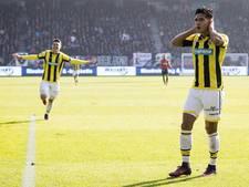 NEC morele winnaar in verhitte Gelderse derby