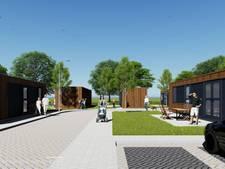 Studenten en vluchtelingen wonen straks naast Skaeve Huse