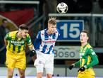 Van Aken gaat door enkel en mist mogelijk duel met PSV