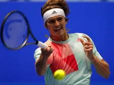 Zverev verrast Wawrinka in finale Sint-Petersburg