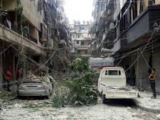 Woordvoerder IS gedood in Aleppo