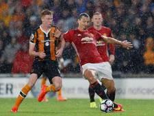 United pakt diep in de extra tijd alsnog winst tegen Hull