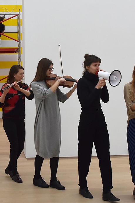 Museum Voorlinden op zoek naar muzikanten
