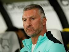 Derby County schuift Pearson aan de kant