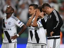 Spanning in Lyon, Dinamo en Legia historisch slecht
