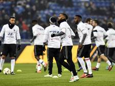 Memphis start op de bank bij Olympique Lyon