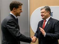 Oekraïne kan leven met verklaring Nederland bij EU-verdrag