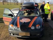 Nederlandse vriendengroep groot gevaar op Duitse snelweg: kind ontsnapt aan dood