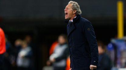 UEFA straft Preud'homme: coach moet al weg als bus in stadion Porto aankomt